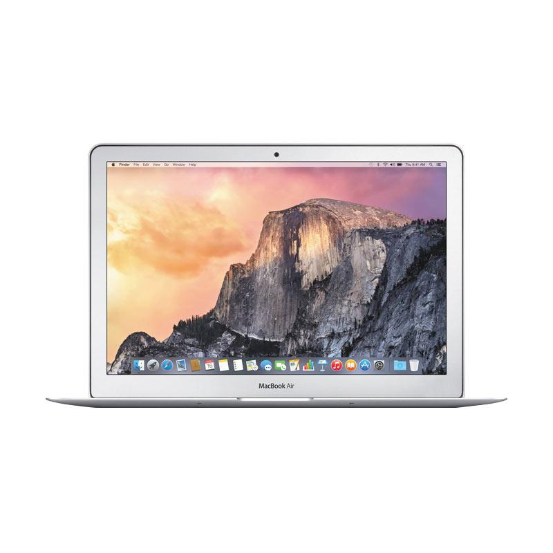 Apple MacBook Air MJVG2 Notebook - Silver [Intel Core i5/4GB/256GB/13Inch]