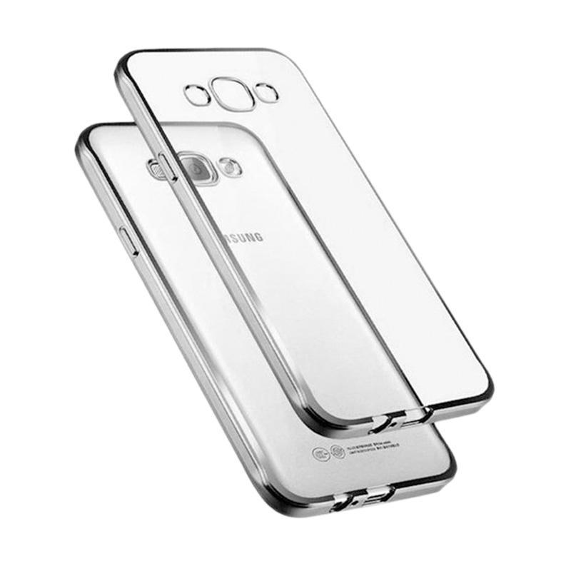 Likgus Tough Shield Casing for Samsung Galaxy A7 Plus - Dark Grey