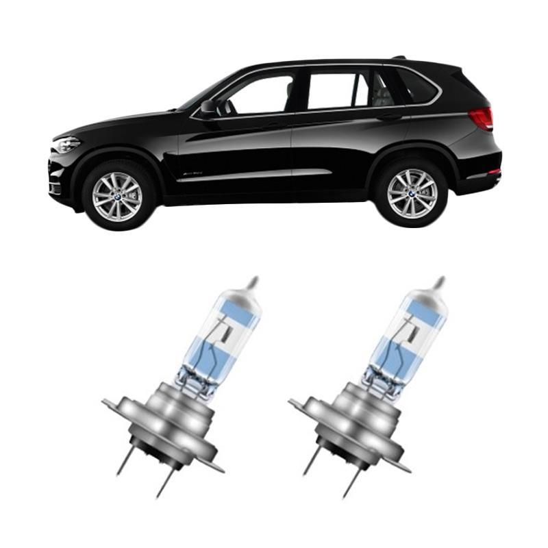 Osram H7 High Beam Lampu Mobil For BMW X5 3.0d Diesel [12 V/55 W] NBU-H7 64210NBU