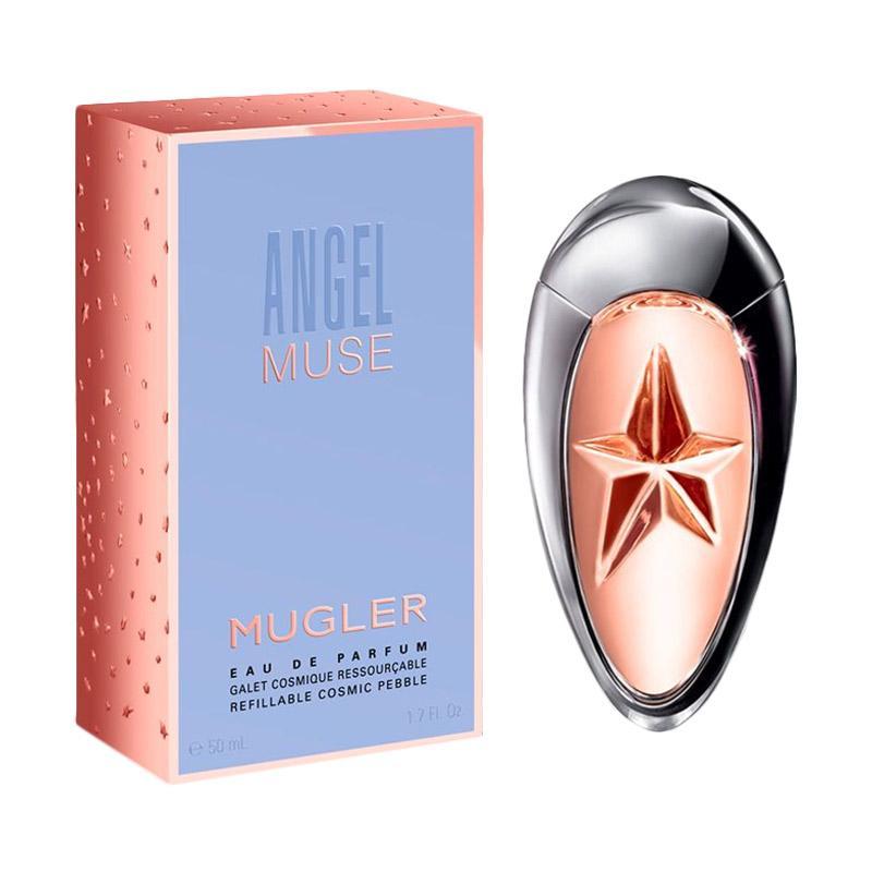 Thierry Mugler Angel Muse EDP Parfum Wanita [50 mL]