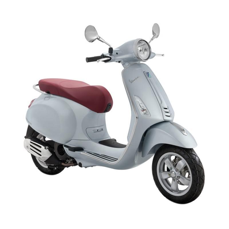 harga Vespa Primavera 150 i-Get Sepeda Motor - Grigio Seta [OTR Bandung] Blibli.com