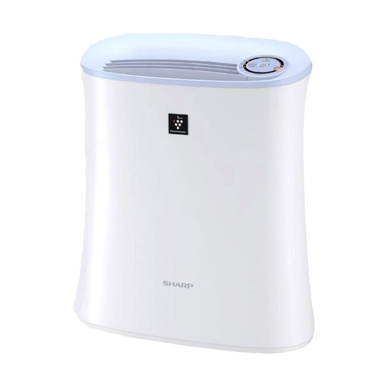 Sharp FP-F30Y-A Plasmacluster Air Purifier - White [Jangkauan 21 m2]