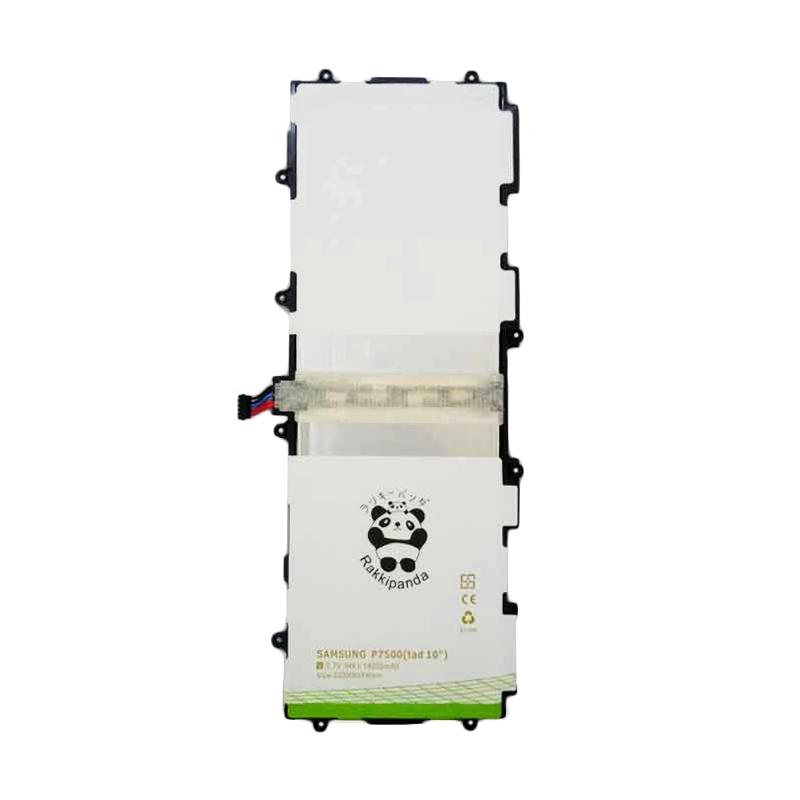 RAKKIPANDA Baterai for Samsung P7500 TAB 4 10 Inch [Double Power/IC]