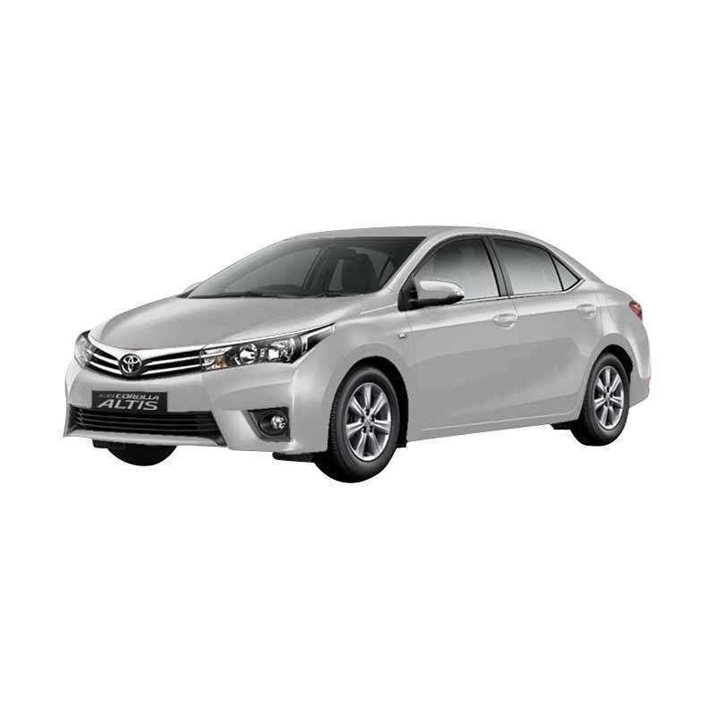 harga Toyota All New Corolla Altis 1.8 G M/T Mobil - Silver Metallic Blibli.com