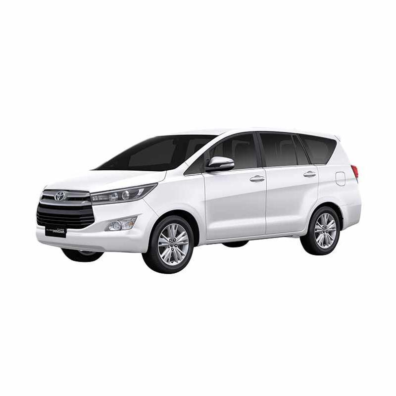 harga Toyota All New Kijang Innova 2.4 Q Diesel Mobil - Super White Blibli.com