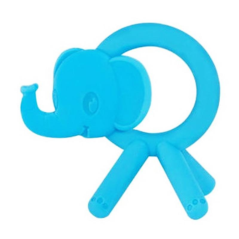 Bright Starts Teether Me Pal Assortment Elephant Mainan Anak