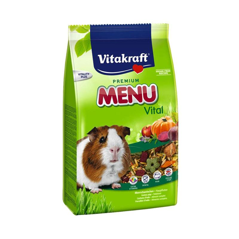 Vitakraft Menu for Guinea Pig - Makanan Marmut[1 kg]
