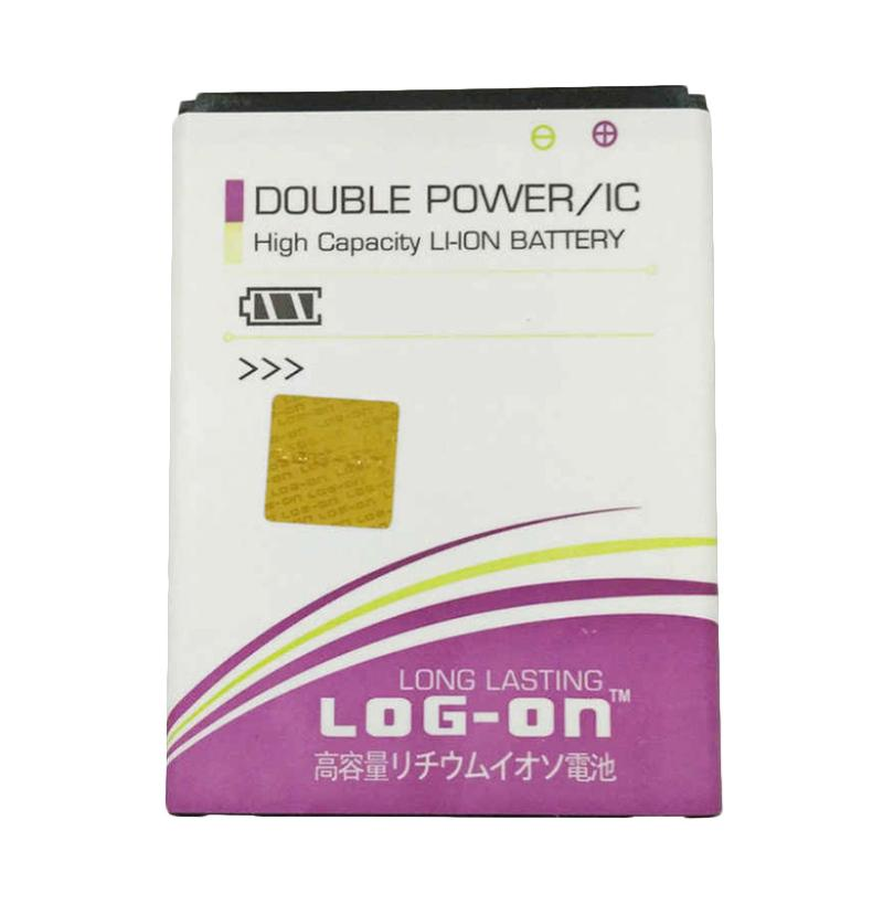 Log On Double Power Battery for Polytron Rocket R1 R2403 [2500 mAh]
