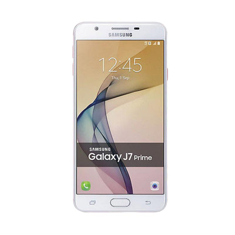 Samsung Galaxy J7 Prime SM-G610F Smartphone - White Gold [32GB/ 3GB]