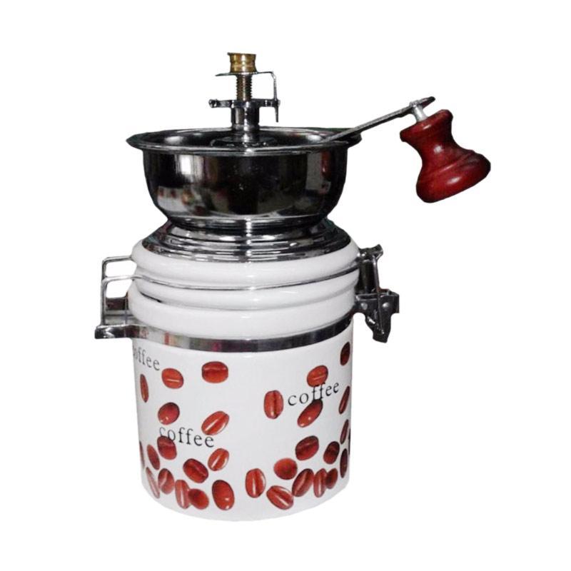 Best Seller Magic Home Manual Ceramic Bulat Coffee Grinder