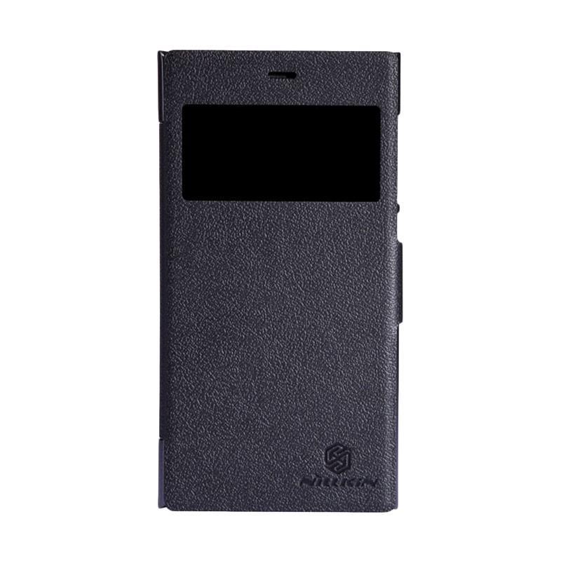 Nillkin Original Fresh Flip Cover Casing for Xiaomi M3 - Black