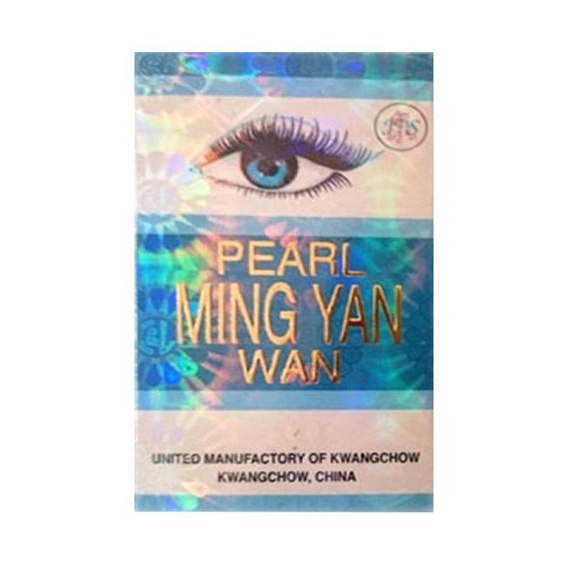 Pearl Ming Yan Wan Obat Mata Minus Plus Katarak