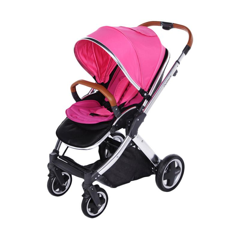 Babystyle Oyster 2 Stroller Kereta Dorong Bayi - Pink