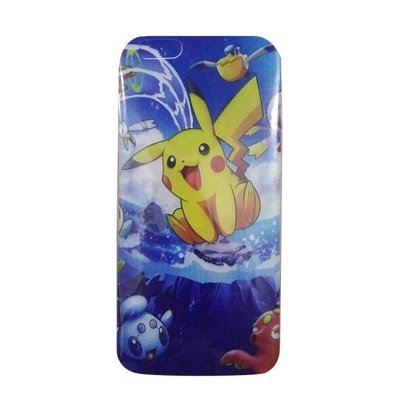 FDT TPU Pokemon 008 Casing for Apple iPhone 6 Plus or 6S Plus 5.5 Inch