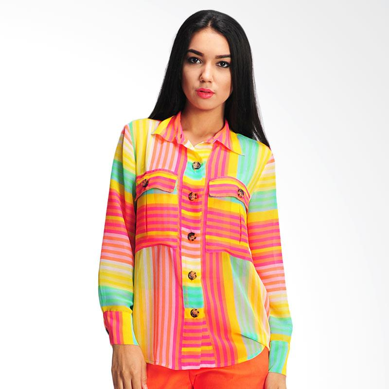 SJO & Simpaply X-Trimbulk Women's Shirt - Rainbow