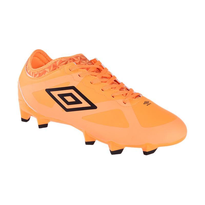 Umbro Velocita II Premier HG Sepatu Sepakbola - Orange 81232U-ELZ