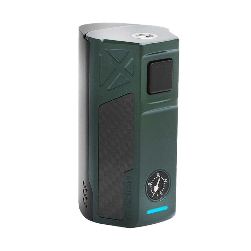 Jual Tesla Invader 2 3 Mod 240w 360w Authentic Oten Green Rokok Elektrik Online Desember 2020 Blibli