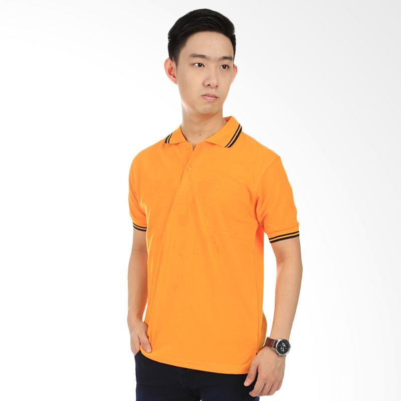 Elfs Shop Basic Lengan Pendek Polo Shirt Pria - Kuning Tua Extra diskon 7% setiap hari Extra diskon 5% setiap hari Citibank – lebih hemat 10%