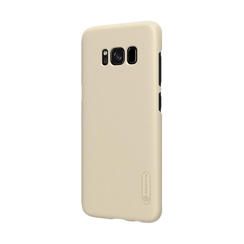 Jual Nillkin Frosted Hardcase Casing for Samsung Galaxy S8 - Emas Online - Harga & Kualitas