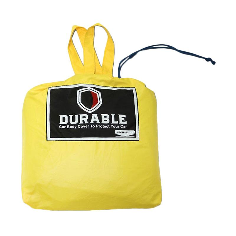 harga DURABLE Premium WP Body Cover Mobil for Vw Safari - Yellow Blibli.com