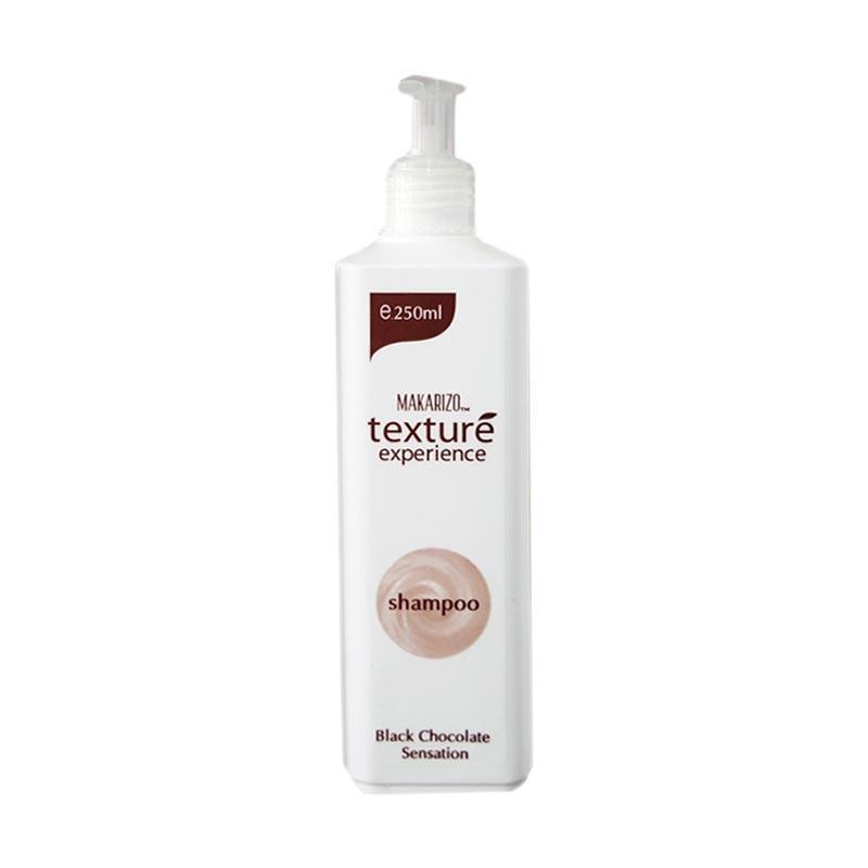 Makarizo Texture Experience Black Chocolate Shampoo [250 mL] Shampoo