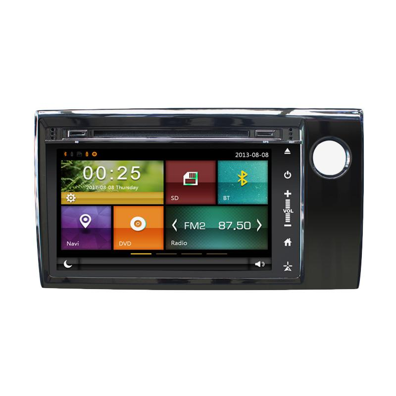 Mobiletech Capacitive Touchscreen Head Unit for BRV [8 Inch]