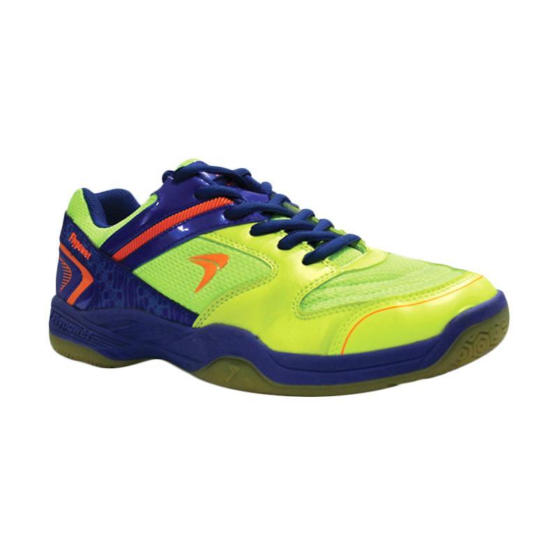 Flypower Pawon Citrus Sepatu Badminton