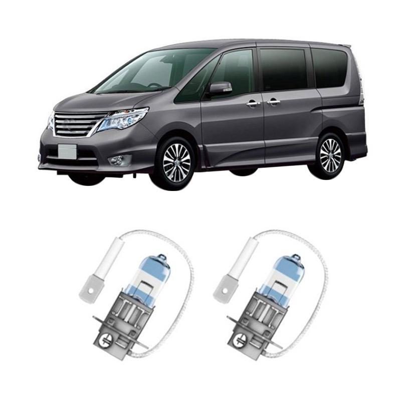 Osram H3 Fog Lamp Lampu Mobil For Nissan Serena [12V/55W] NBU-H3 64151NBU