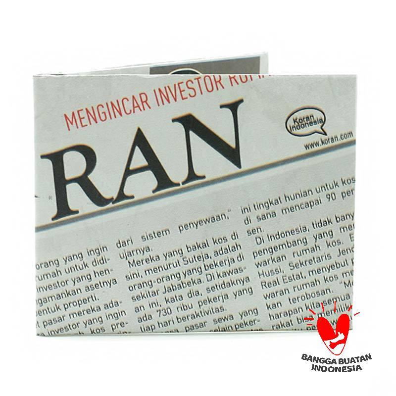 harga Littlebigpaper Koran Paper Wallet Dompet Kertas Blibli.com