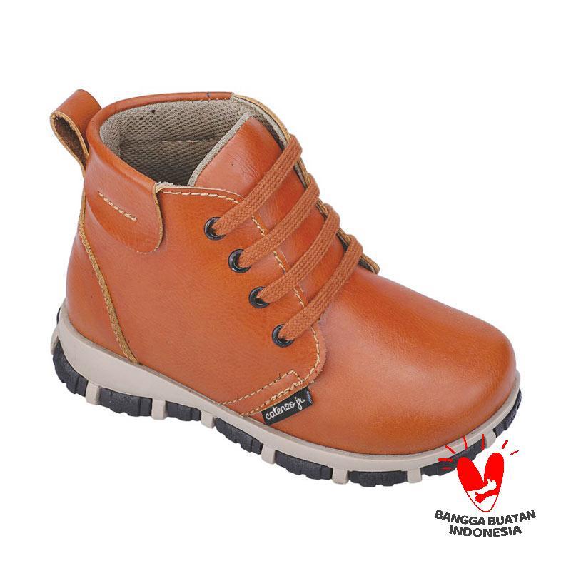 Catenzo Junior CJR CBN 004 Sepatu Boots Anak Laki - Laki