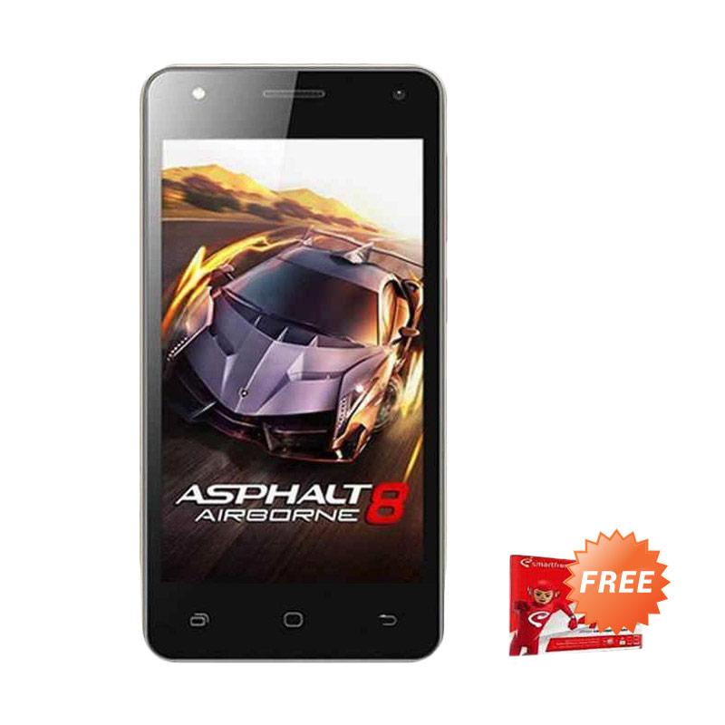 Smartfren Andromax E2 Plus Smartphone [16 GB/2 GB] + Free Kuota 100 GB