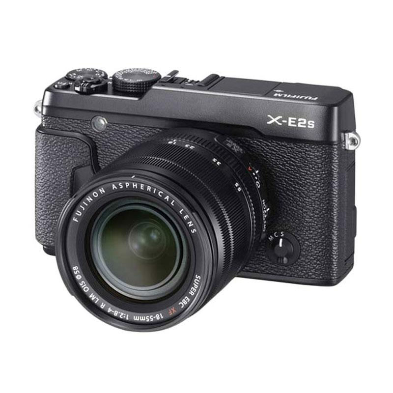 Fujifilm X-E2S Kit 18-55mm Lens Digital Camera Mirrorless - Black + FREE SANDISK SD ULTRA 16 GB + INSTAX MINI 70