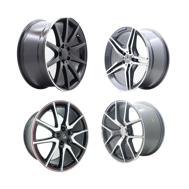 harga HSR Wheel Set With Tyres Z11250 Ring 19 Velg + Ban [Barang Di Kirim] Blibli.com