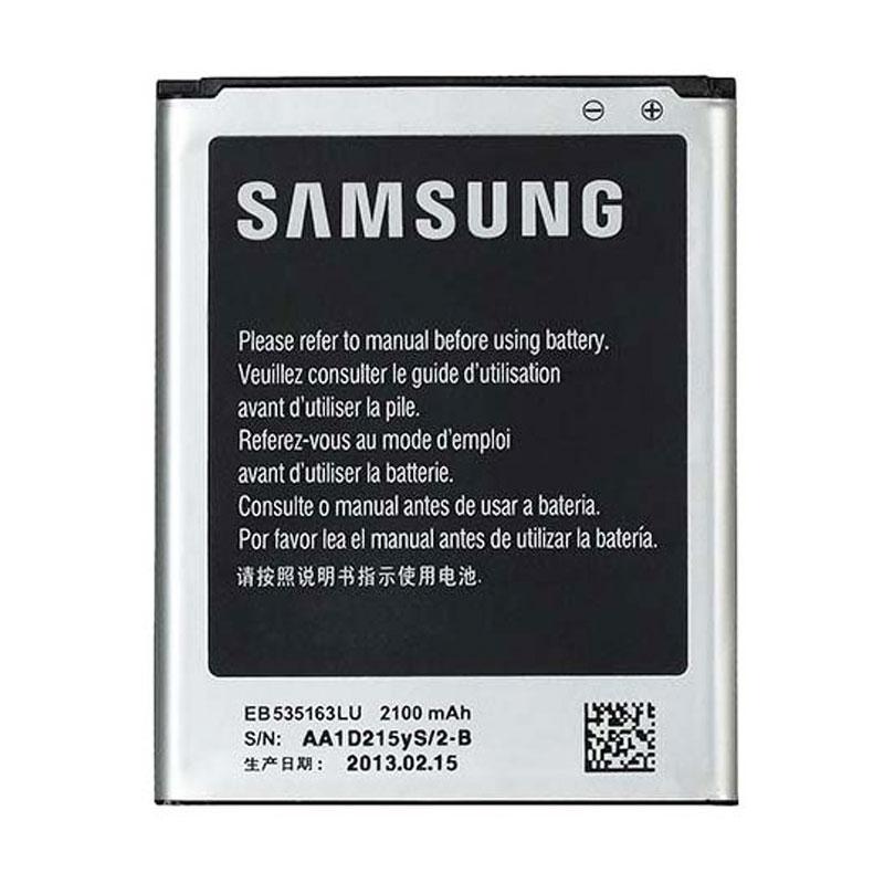 Samsung Original Battery for Samsung Grand Duos i9082 - Silver