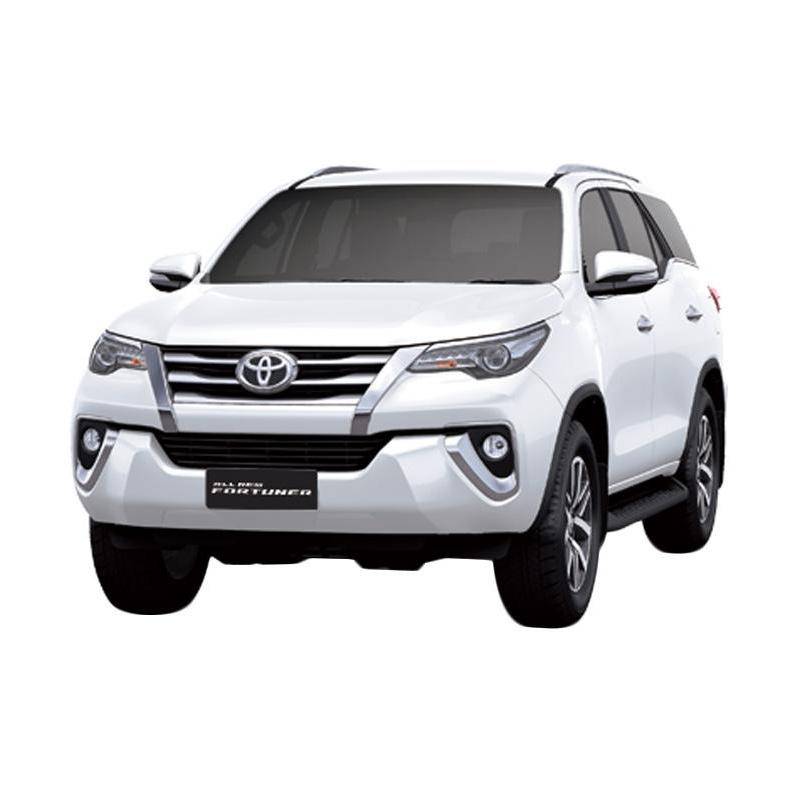 Toyota All New Fortuner 2.4 VRZ DSL A-T Mobil - Super White