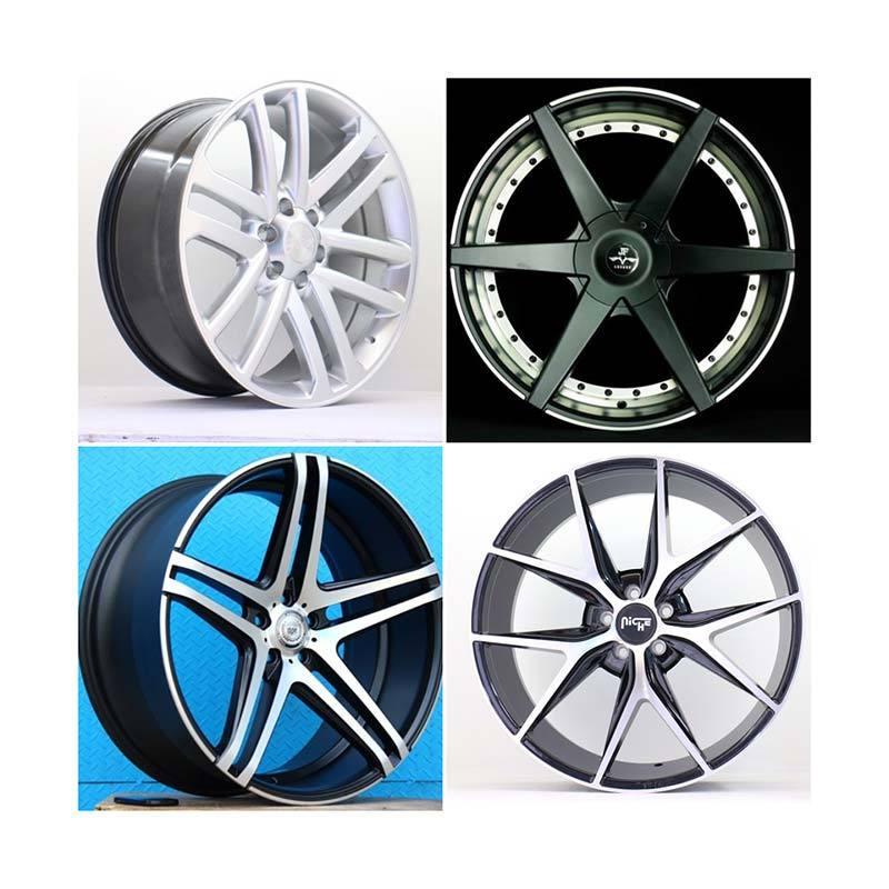 harga HSR Wheel Set With Tyres Z30000 Ring 22 + Ban [Pasang Di TKB Group] Blibli.com