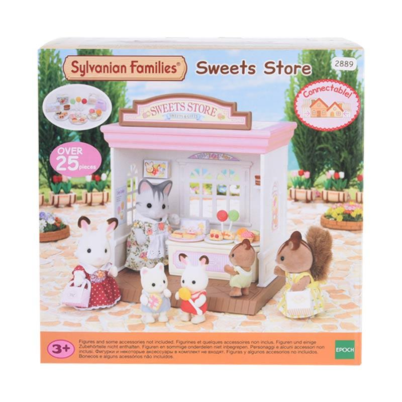 Sylvanian Families EUR Sweets Store