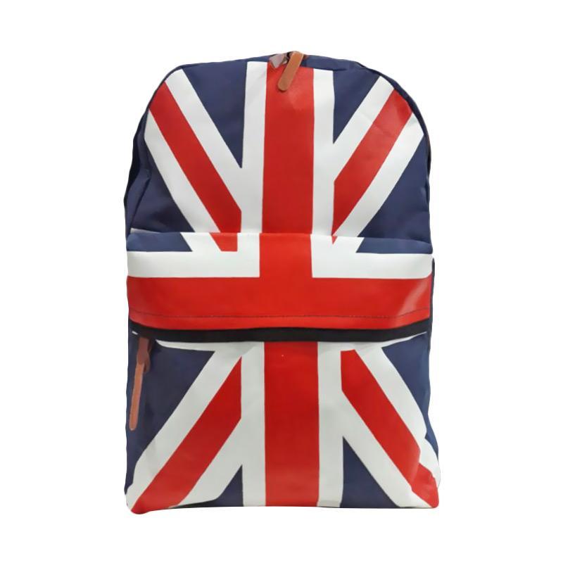 harga Best Seller Bag & Stuff British Flag Bendera Inggris Backpack Tas Ransel Blibli.com