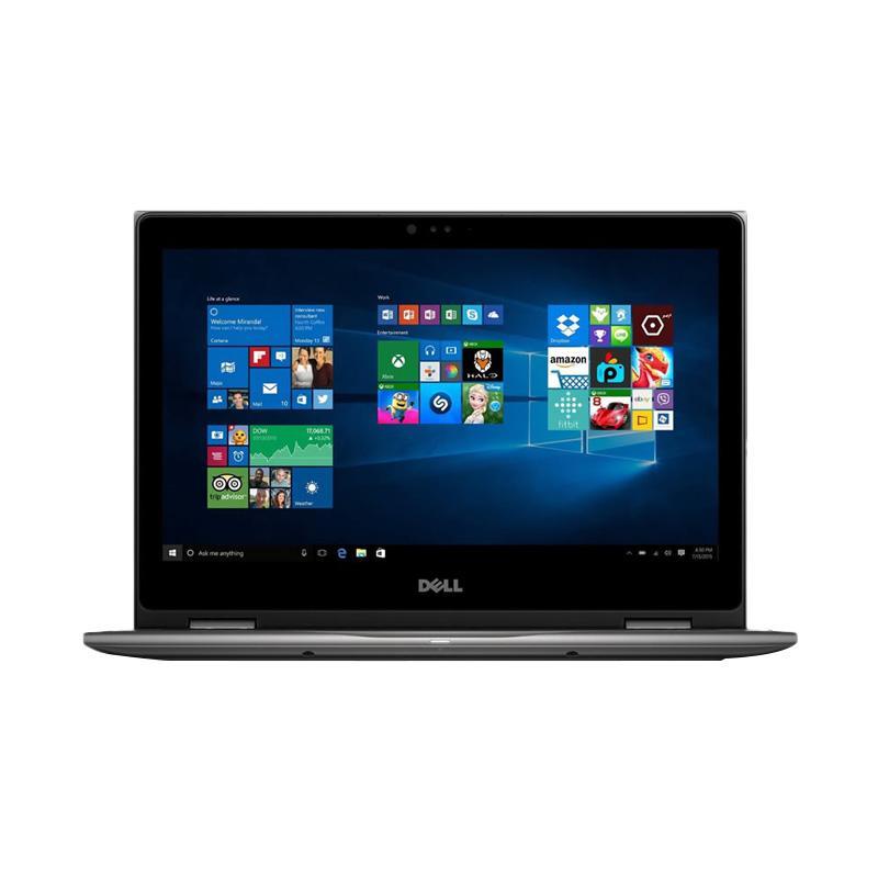 Dell Inspiron 5378 Notebook - Gray [Ci7-7500U/8GB/256 GB SSD/Intel HD/Windows 10] - 9294516 , 15516302 , 337_15516302 , 13899000 , Dell-Inspiron-5378-Notebook-Gray-Ci7-7500U-8GB-256-GB-SSD-Intel-HD-Windows-10-337_15516302 , blibli.com , Dell Inspiron 5378 Notebook - Gray [Ci7-7500U/8GB/256 GB SSD/Intel HD/Windows 10]