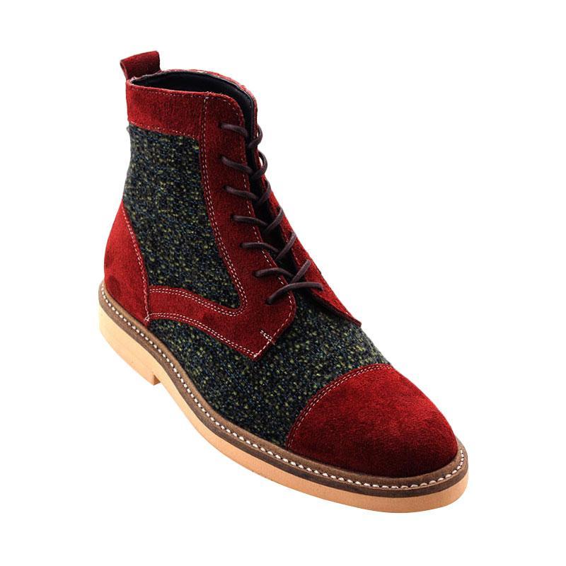 Ftale Footwear Phospenes Mens Shoes Sepatu Pria - Lollipop