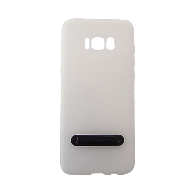 Totu Slim Series Casing for Samsung Galaxy S8 Plus - White