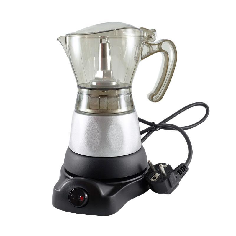 harga Worcas Moka Pot Elektrik Perlengkapan Minum Kopi & Teh [3 cup] Blibli.com