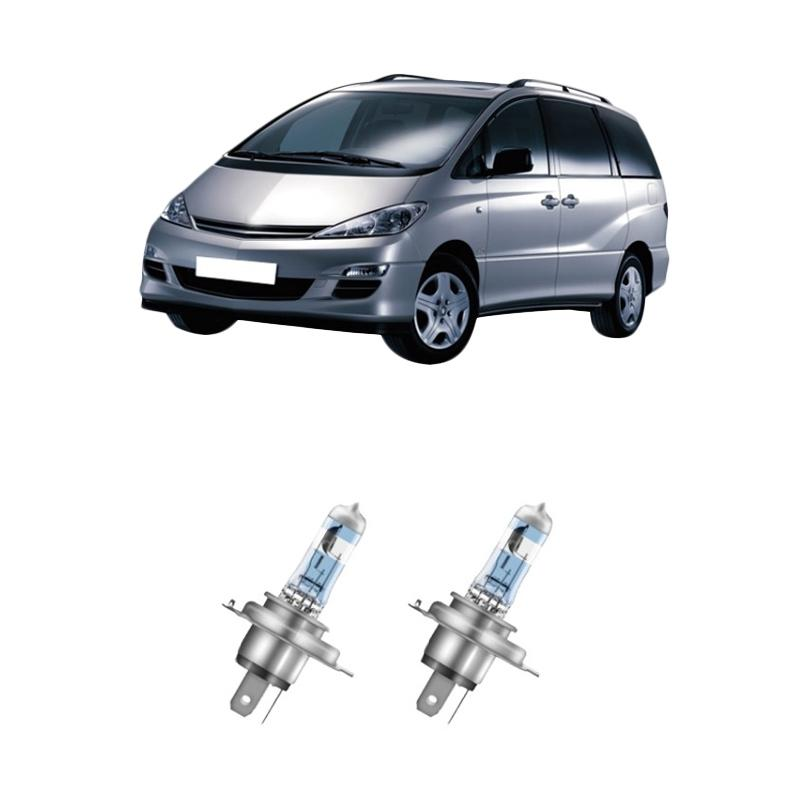 Osram H4 High Beam NBU 64193NBU Lampu Mobil For Toyota Previa [12V/ 55W]