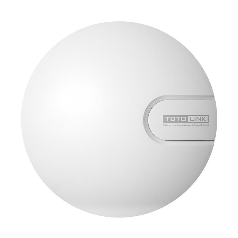 TOTOLINK N9 Long Range Ceiling Mount Access Point [300 Mbps]