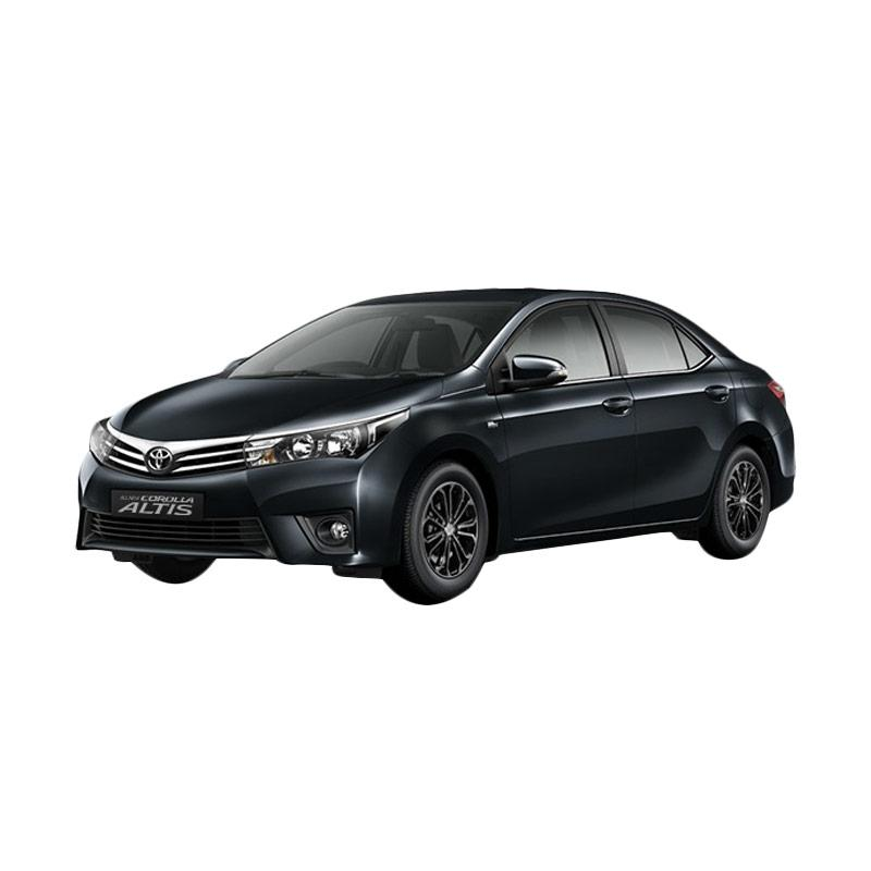 harga Toyota All New Corolla Altis 1.8 G M/T Mobil - Attitude Black Mica Blibli.com