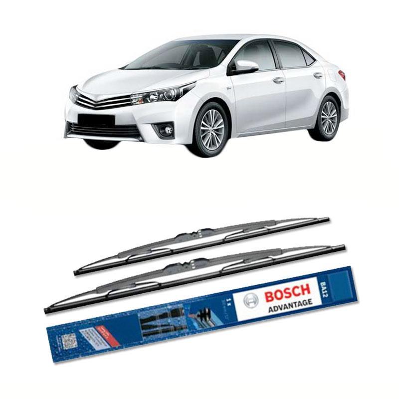 harga Bosch Advantage Wiper Kaca Depan Mobil for Toyota Corolla Altis Blibli.com