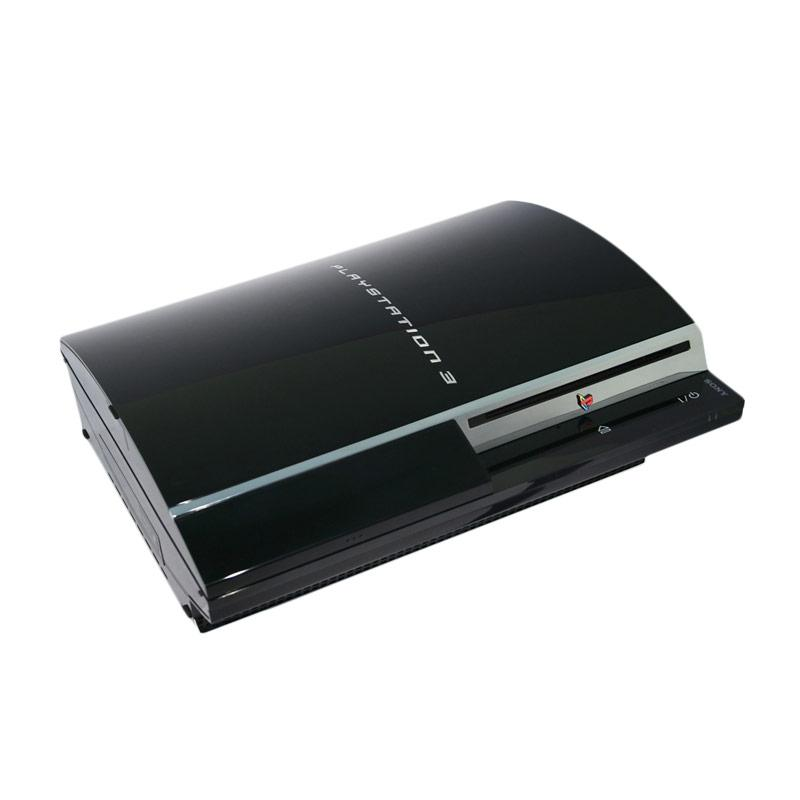 Daily Deals - SONY Playstation 3 Fat Game Console [Hardisk 120 GB/Ready Full Game]
