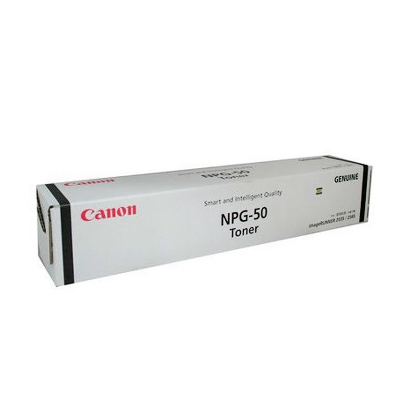 Canon Toner NPG 50 Original Black - Untuk Mesin Fotocopy IR2535, IR2545