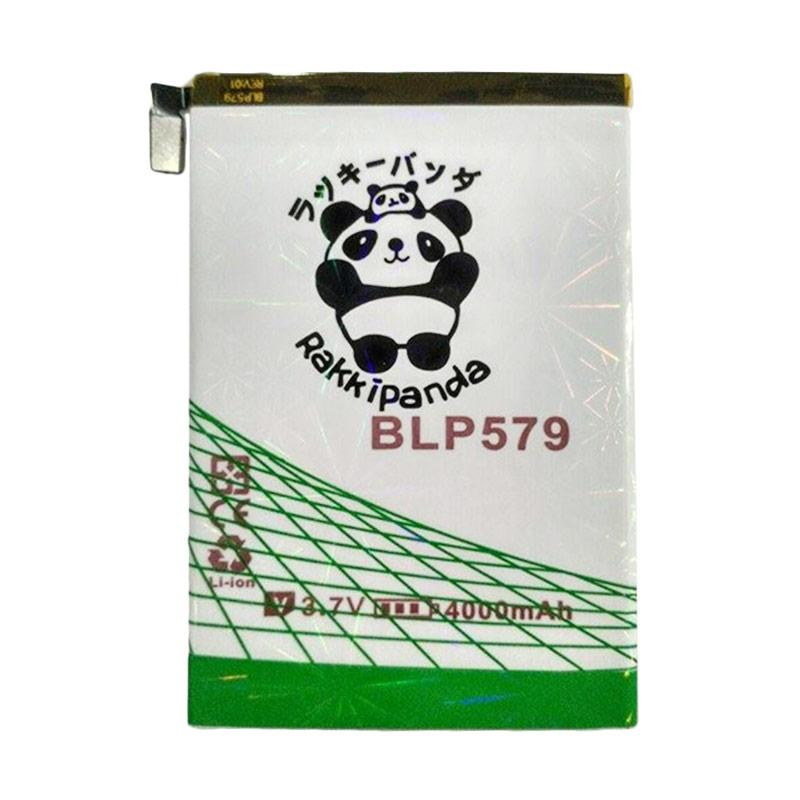 Baterai/Battery Double Power Double Ic Rakkipanda Oppo R5 BLP579 [4800mAh]