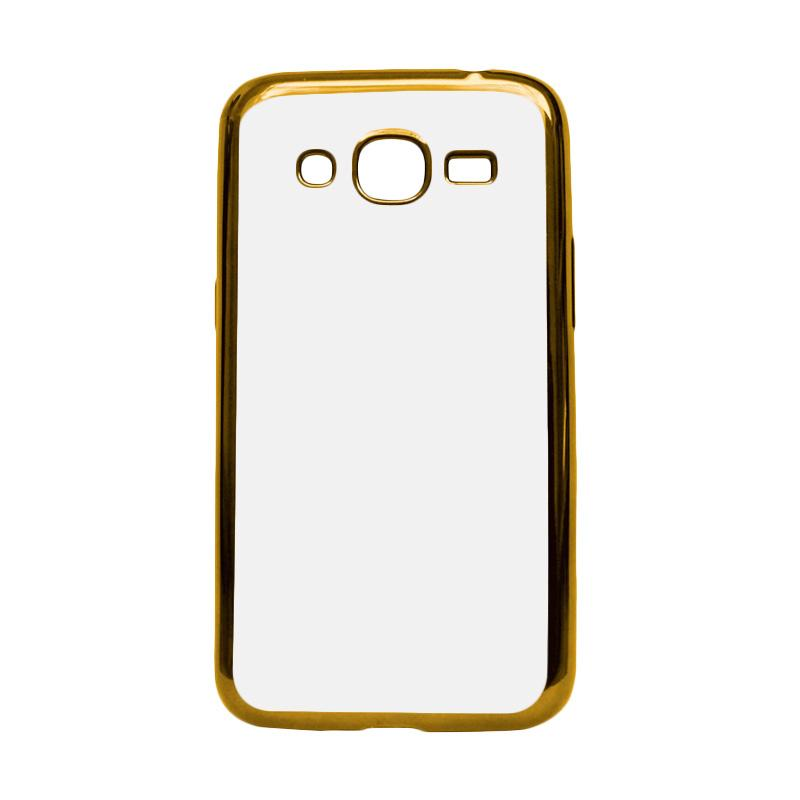 iPhoria Shining Ultrathin Casing for Samsung J2 J210 2016 - Gold
